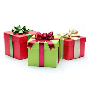 Подарки именинникам