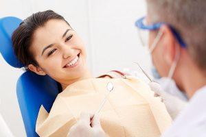 лечение постоянных зубов