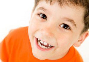 профессиональная чистка зубов детям