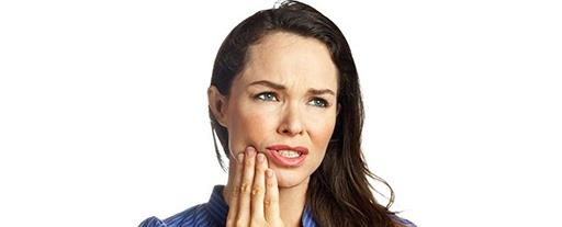 Раскрошившийся зуб может причинить немалый  дискомфорт