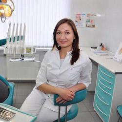 Семенова Татьяна Владимировна. Врач стоматолог - терапевт.