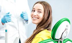 Лечение кариеса, пульпита коренных зубов