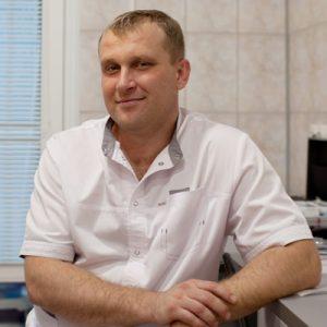 Голубцов Сергей Петрович. Врач стоматолог-хирург-имплантолог.