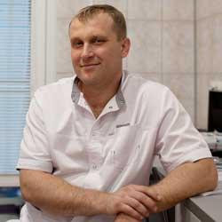 Голубцов Сергей Петрович. Врач стоматолог-хирург, челюстно-лицевой хирург, имплантолог.