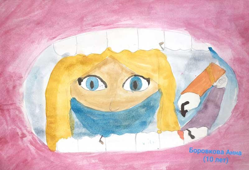 Дети доверяют стоматологам